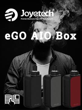 Manuel utilisateur eGO AIO Box