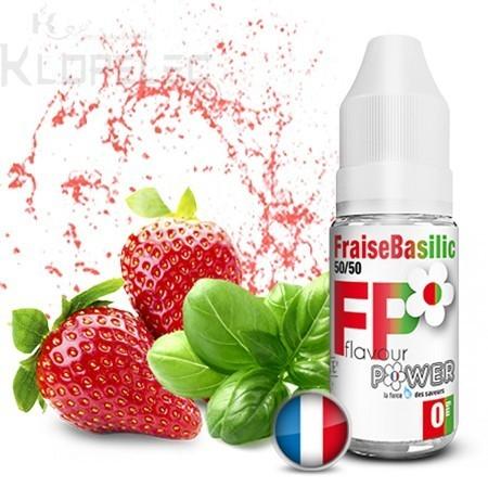 Fraise Basilic - FLAVOUR POWER