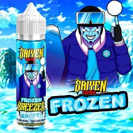 Frozen Breezer 50ml - Saiyen Vapors