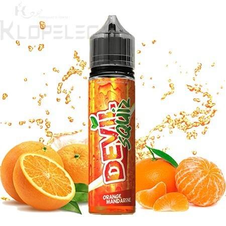 Orange Mandarine 50ml - DEVIL Squiz - AVAP