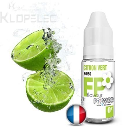 Citron vert 50/50 - FLAVOUR POWER