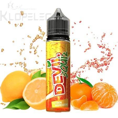 Citron Mandarine 50ml - DEVIL Squiz - AVAP