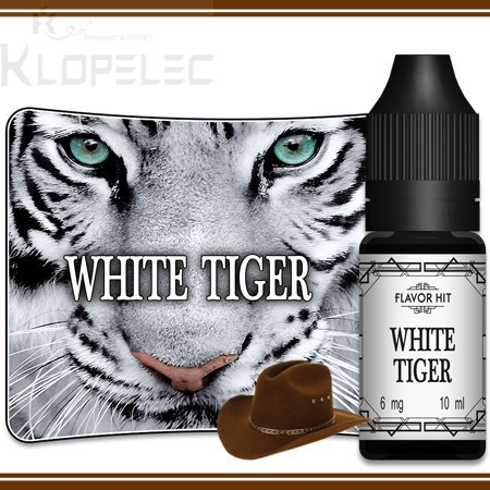 Flavor Hit White Tiger