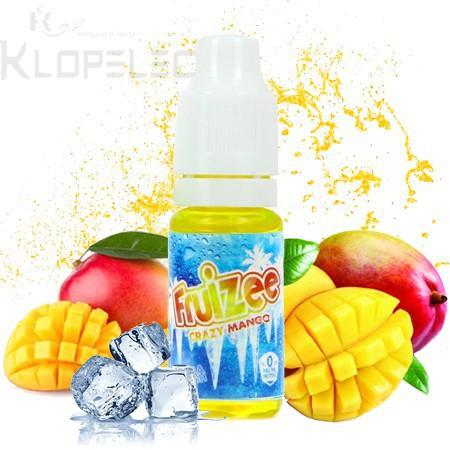 Crazy Mango - Fruizee de Eliquid France